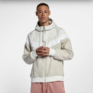 Nike NSW Sherpa Jacket